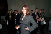TRACEY EMIN, Dinner to mark 50 years with Vogue for David Bailey, hosted by Alexandra Shulman. Claridge's. London. 11 May 2010