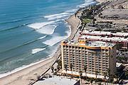 Crowne Plaza Hotel at Ventura Beach in Ventura California