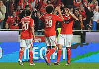20120302: LISBON, PORTUGAL – Liga Zon Sagres 2011/2012: SL Benfica vs FC Porto. In Picture: Cardozo (Benfica). PHOTO: Alvaro Isidoro/CITYFILES