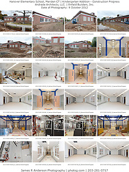 Hanover Elementary School - Kindergarten Addition<br /> James R Anderson Photographer | photog.com 203-281-0717<br /> Andrade Architects, LLC. Enfield Builders, Inc.<br /> Photography Date: 9 October 2012<br /> Index Print