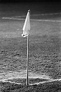 De cornervlag in het Olympisch stadion van Antwerpen