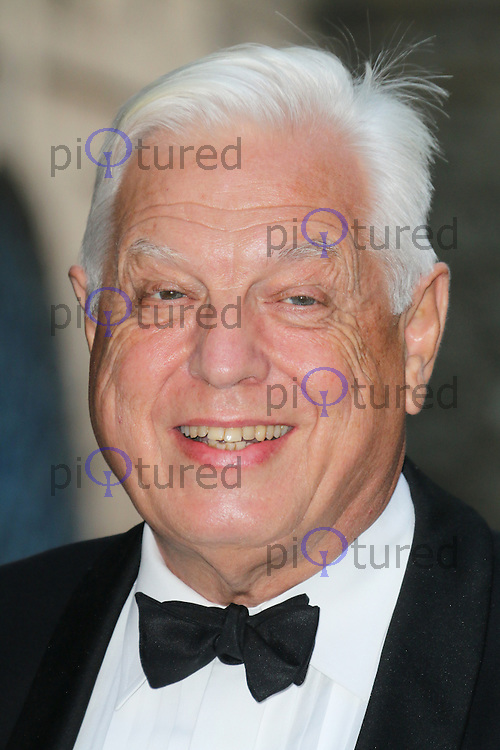 John Simpson, Dot Com Children's Foundation Strictly Ballroom - charity dinner, The Mansion House, London UK, 16 September 2014, Photo by Richard Goldschmidt