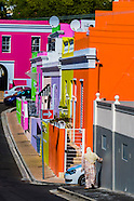 South Africa-Cape Town-Bo Kaap Quarter