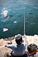 Mola di Bari, Michele pescatore
