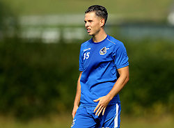 Charlie Colkett of Bristol Rovers takes part in training- Mandatory by-line: Robbie Stephenson/JMP - 15/09/2016 - FOOTBALL - The Lawns Training Ground - Bristol, England - Bristol Rovers Training