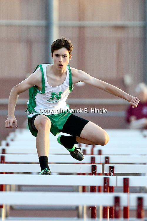 March 23, 2016; Chalmette, LA, USA; Newman High School track and field action at Chalmette High School. Photo by: Derick E. Hingle