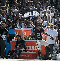 Raiders v Jets - 18 September 2017