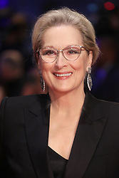 January 11, 2018 - London, England, United Kingdom - 1/10/18.Meryl Streep at the European premiere of ''The Post'' held at The Odeon Leicester Square..(London, England, UK) (Credit Image: © Starmax/Newscom via ZUMA Press)