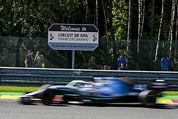 August 30, 2019, Spa-Francorchamps, Belgium: Motorsports: FIA Formula One World Championship 2019, Grand Prix of Belgium, ..#44 Lewis Hamilton (GBR, Mercedes AMG Petronas Motorsport) (Credit Image: © Hoch Zwei via ZUMA Wire)