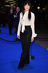© Licensed to London News Pictures. 21/03/2017. DAISY LOWE<br /> attends the opening night performance of An American In Paris  at the Dominion Theater. London, UK. Photo credit: Ray Tang/LNP