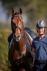 Van Silfhout Diederik, NED, Expression<br /> Stal Van Silfhout - Lunteren 2018<br /> © Hippo Foto - Dirk Caremans<br /> 16/10/2018
