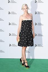 © Licensed to London News Pictures. Portia Freeman at the Novak Djokovic Foundation London gala dinner, The Roundhouse, London UK, 08 July 2013. Photo credit: Richard Goldschmidt/LNP