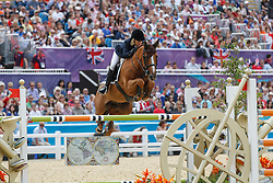 Alexander Edwina (AUS) - Itot du Chateau<br /> Olympic Games London 2012<br /> © Dirk Caremans