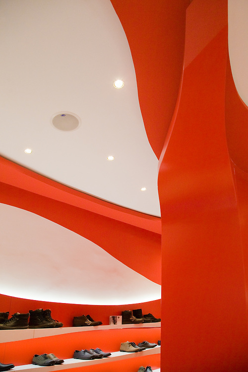 Camper Store. Granada. A-cero Architects
