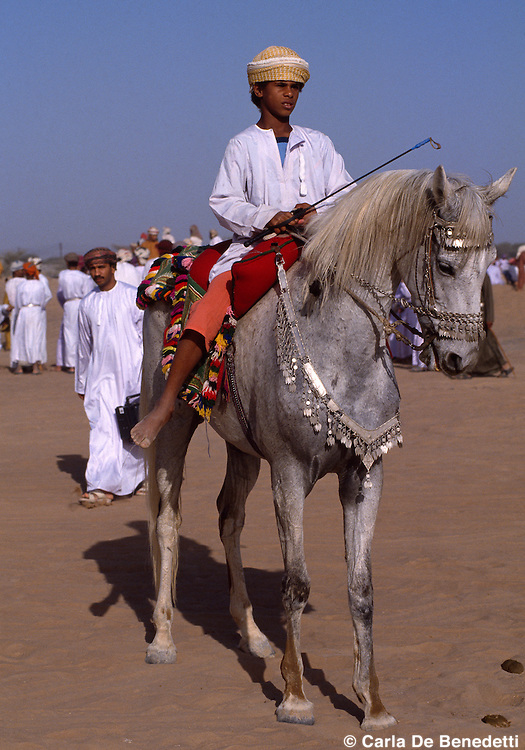 Arabian Horse Competition