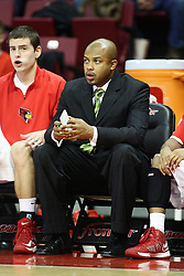 08 December 2012: Torrey Ward  during an NCAA mens basketball game between the Western Michigan Broncos and the Illinois State Redbirds (Missouri Valley Conference) in Redbird Arena, Normal IL