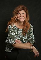 Kimberly Monfet headshot session.  ©2018 Karen Bobotas Photographer