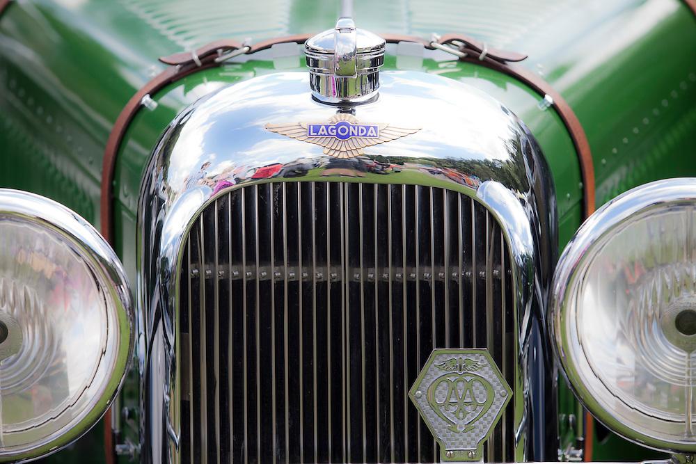 Classic and Vintage cars -  Lagonda