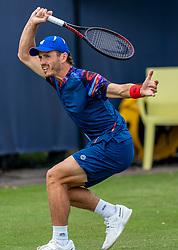 13-06-2019 NED: Libema Open, Rosmalen<br /> Grass Court Tennis Championships / Wesley Koolhof NED