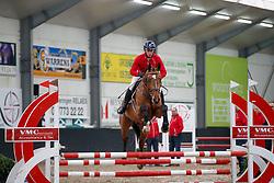 004, Ping Pong van het Schaeck, Van Den Broeck Tim, BEL<br /> BWP hengstenkeuring - Meerdonk 2018<br /> © Hippo Foto - Dirk Caremans<br /> 17/03/2018