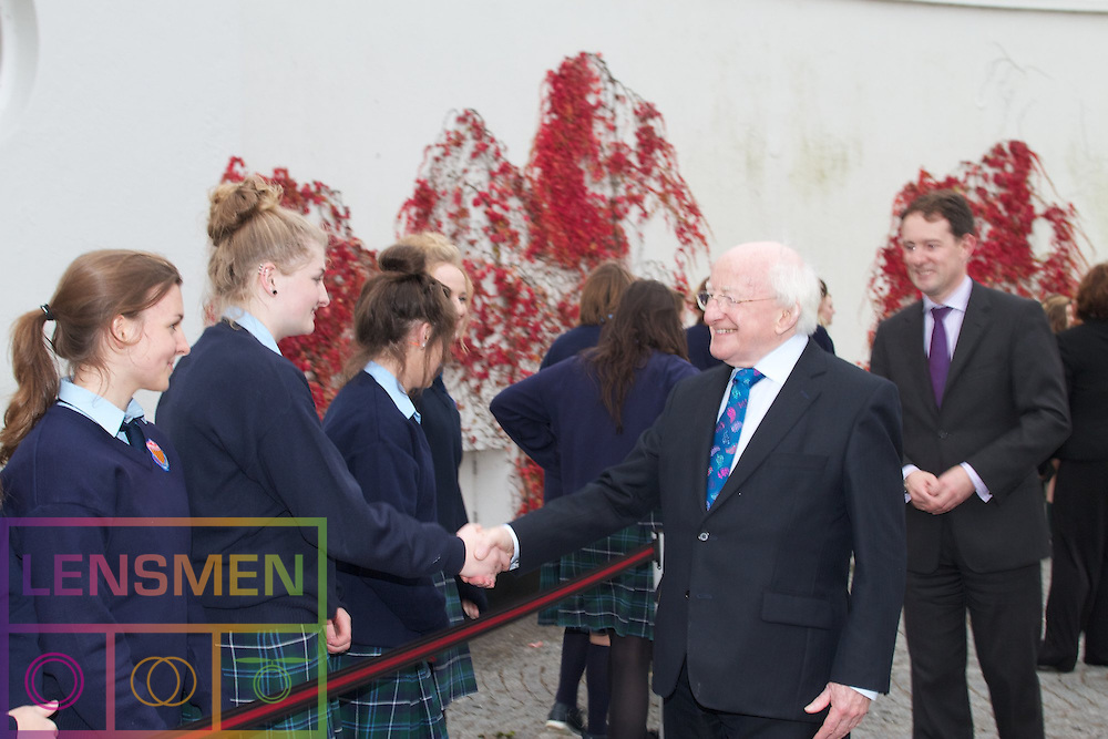 Presentation of Credentials..Áras an Uachtaráin..23 October 2012..H.E. Mr. Bizwayo Newton Nkunika,.Ambassador of the Republic of Zambia;..H.E. Mr. Iván Romero-Mártinez,.Ambassador of the Republic of Honduras;..H.E. Mr. Claude Stanislas Bouah-Kamon,.Ambassador of the Republic of Côte d'Ivoire....14.00hrs.Ambassadors arrive at Iveagh House..14.02hrs.Escort of Honour parades at Iveagh House....14.07hrs.Ambassadors proceed to the door to accept the Escort of Honour..14.10hrs.Procession departs for Áras an Uachtaráin..14.30hrs.Procession arrives at Áras an Uachtaráin..14.45hrs.Ambassador of the Republic of Zambia emerges from Áras an Uachtaráin (Military Honours)..14.50hrs.Ambassador of the Republic of Honduras emerges from Áras an Uachtaráin (Military Honours)..14.55hrs.Ambassador of the Republic of Côte d'Ivoire emerges from Áras an Uachtaráin (Military Honours)..15.00hrs          Procession departs from Áras an Uachtaráin..15.20hrs .Procession returns to Iveagh House and dismissal of Escort of Honour       ..The Ambassadors will be accompanied to and from Áras an Uachtaráin by an Escort of Honour consisting of a motorcycle detachment drawn from the 2nd Cavalry Squadron, Cathal Brugha Barracks, Dublin, under the command of Lieutenant Criostoir Humphreys.  A Guard of Honour will be provided at Áras an Uachtaráin by the B Company, 3rd Infantry Battalion, Defence Forces Training Centre, The Curragh, Co. Kildare, under the command of Lieutenant Daire Roache.   Captain Declan Whitston will conduct the Army No. 1 Band....Present at the Ceremony...President of Ireland..Mr. Seán Sherlock, T.D.,.Minister for Research and Innovation;..Mr. Adrian O'Neill,.Secretary-General to the President;..Mr. James Kingston,.Assistant Secretary, Department of Foreign Affairs and Trade._____________________________________..H.E. Mr. Bizwayo Newton Nkunika,.Ambassador of the Republic of Zambia;.Mrs. Royce Elizabeth Nkunika,.Mr. Mungongi Samutete, .First Secretary at the Embassy ..H.E. Mr. Iván R