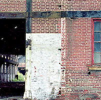 Color image of Historic buildings of Bethlehem Steel Bethlehem Pennsylvania Lehigh Valley