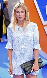 Ashley James attends Disney's Tomorrowland -  A World Beyond UK film premiere at Odeon Cinema, Leicester Square, London on Sunday May 17, 2015
