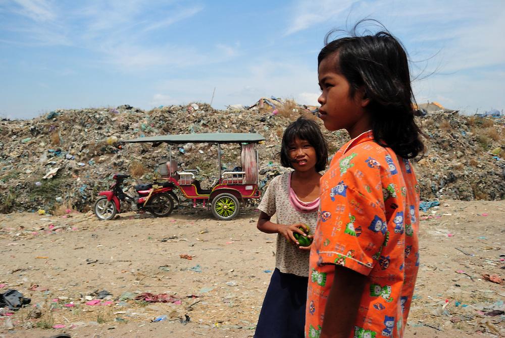 Stung Meanchey dump, Phnom Penh, Cambodia
