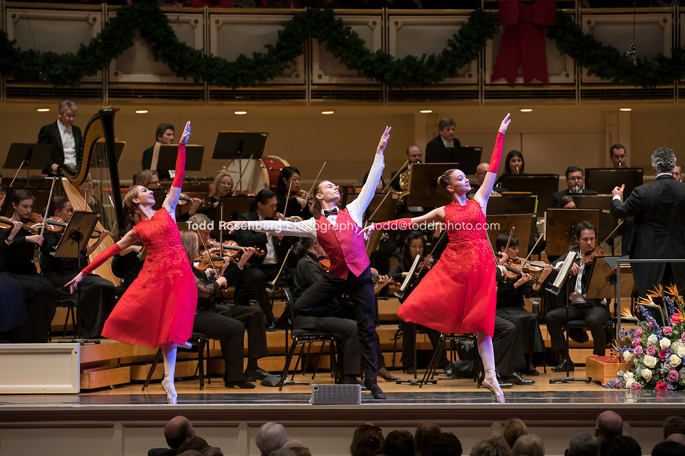 12/30/17 2:45:32 PM -- Chicago, IL, USA<br /> Attila Glatz Concert Productions' &quot;A Salute to Vienna&quot; at Orchestra Hall in Symphony Center. Featuring the Chicago Philharmonic <br /> <br /> &copy; Todd Rosenberg Photography 2017