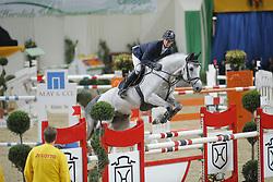 Haßmann, Felix, Cayenne WZ<br /> Kiel - Baltic Horse Show<br /> Finale Lotto 3+1<br /> © www.sportfotos-lafrentz.de/ Stefan Lafrentz