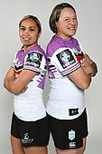 Womens Warriors Headshots and Team Photo 2018