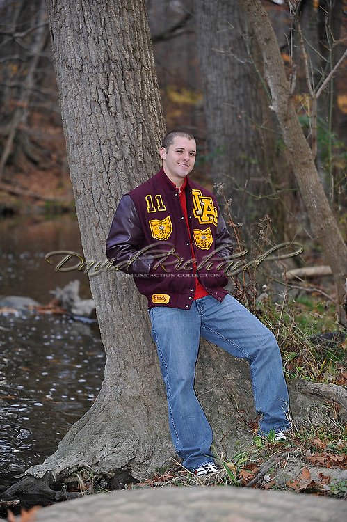 Nick Brady - Class of 2011 - Avon Lake High School..© David Richard / DavidRichardPhoto.com