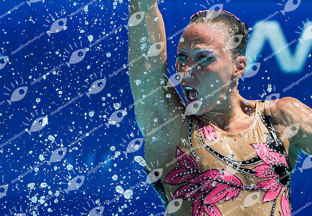 MANILA FLAMINI Fiamme Oro<br /> Roma, Campionato Assoluto Estivo di nuoto sincronizzato<br /> <br /> PHOTO by R.Pannunzi/Deepbluemedia.eu