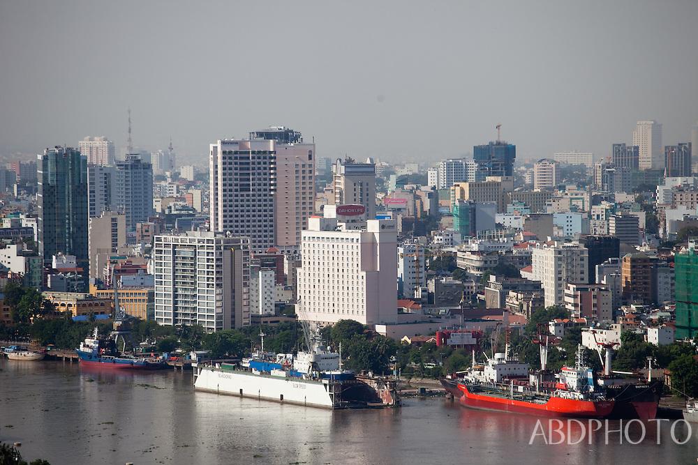 Ho Chi Minh City Saigon Vietnam
