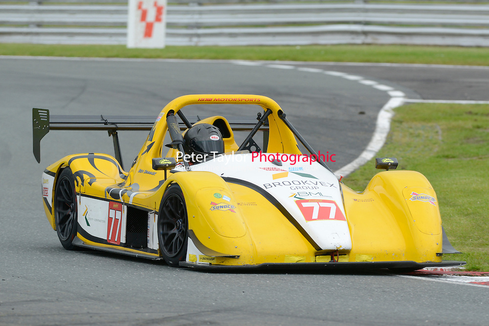 #77 Ben DIMMACK SR3 during Radical Sprint Championship as part of the MSVR Oulton Park  20th June 2015 at Oulton Park, Little Budworth, Cheshire, United Kingdom. June 20 2015. World Copyright Taylor/PSP. Copy of publication required for printed pictures.  Every used picture is fee-liable. http://archive.petertaylor-photographic.co.uk