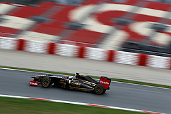 Motorsports / Formula 1: World Championship 2011, Testing in Barcelona, test, 10 Vitaly Petrov (RUS, Renault F1 Team),