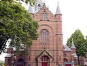 Bruiloft Sylvie Meis and Rafael van der Vaart in de Laurentius kerk in Heemskerk / Marriage Sylvie Meis and Rafael van der Vaart in the Laurentius Church in Heemskerk