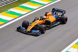 November 17, 2019, Sao Paulo, Sao Paulo, Brazil: CARLOS SAINZ, of McLaren F1 Team during the Formula One Grand Prix of Brazil 2019 at Interlagos circuit, in Sao Paulo, Brazil, on Sunday, November 17. (Credit Image: © Paulo Lopes/ZUMA Wire)
