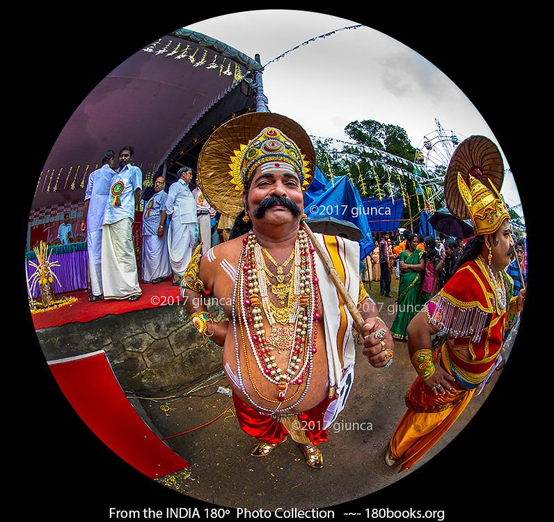 Actor Portraying King Mahabali