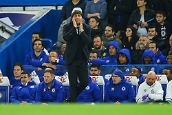 Chelsea manager Antonio Conte - Mandatory by-line: Jason Brown/JMP - 13/03/2017 - FOOTBALL - Stamford Bridge - London, England - Chelsea v Manchester United - Emirates FA Cup Quarter Final