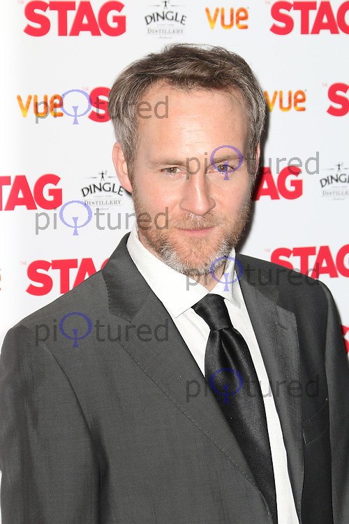 Peter McDonald, The Stag - Gala Screening, Vue Cinema Leicester Square, London UK, 13 March 2014, Photo by Richard Goldschmidt