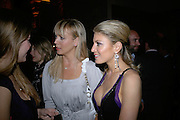 LIZ FULLER AND HOFIT GOLAN, Montblanc and Katherine Jenkins celebrate The launch of Montblanc's First Fine Jewellery Collectgion. V. & A. London. 24 April 2007.  -DO NOT ARCHIVE-© Copyright Photograph by Dafydd Jones. 248 Clapham Rd. London SW9 0PZ. Tel 0207 820 0771. www.dafjones.com.