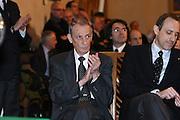BOLOGNA, 22/02/2009<br /> FEDERAZIONE ITALIANA PALLACANESTRO PREMIO <br /> PREMIO &quot;ITALIA BASKET HALL OF FAME&quot;<br /> NELLA FOTO ALDO VITALE