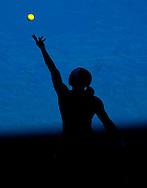 Australien, Melbourne, Sport, Tennis, Grand Slam Tournament, Melbourne Park, Australian Open 2010,..Serena Williams (USA)..Foto: Juergen Hasenkopf ..