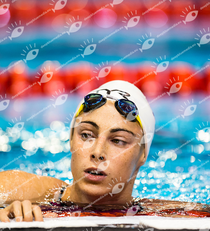 SANTAMANS Anna FRA<br /> 100m Freestyle Women Heats<br /> 32nd LEN European Championships <br /> Berlin, Germany 2014  Aug.13 th - Aug. 24 th<br /> Day07 - Aug. 19<br /> Photo G. Scala/Deepbluemedia/Inside
