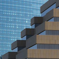 Architectural Details on  West Sacramento Building