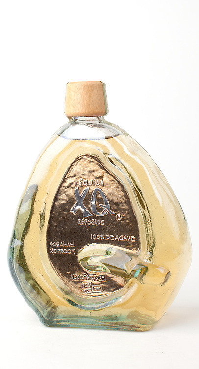 Tequila XQ reposado -- Image originally appeared in the Tequila Matchmaker: http://tequilamatchmaker.com