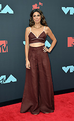 August 26, 2019, New York, New York, United States: Jamie-Lynn Sigler arriving at the 2019 MTV Video Music Awards at the Prudential Center on August 26, 2019 in Newark, New Jersey  (Credit Image: © Kristin Callahan/Ace Pictures via ZUMA Press)