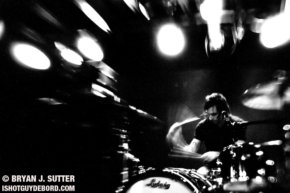 Playing exactly 2 years and 7 days since their last appearance at The Firebird in Saint Louis, Chicago's own Russian Circles made sure that the instrument rock was not just good, but excellent. Marriages and LA's Chelsea Wolfe opened up the show. [Sweet 35]
