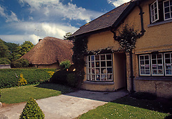 Thatched Cottage Near Mallow, Co Cork, Ireland